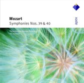 Mozart: Symphonies nos 39 & 40 / Ton Koopman, Amsterdam Baroque Orchestra