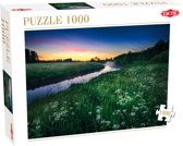 Summer Night - Legpuzzel - 1000 Stukjes