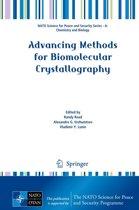 Advancing Methods for Biomolecular Crystallography