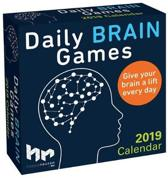 Daily Brain Games Page-A-Day Scheurkalender 2019