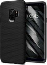 Spigen Liquid Air Samsung Galaxy S9 Case - Zwart