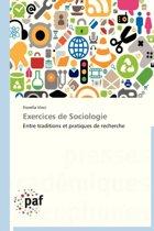 Exercices de Sociologie