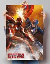 Captain America Civil War  - Poster 61 x 91.5 cm