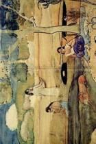 Tahitian Scene by Paul Gauguin