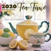 Tea Time 2020 Mini Wall Calendar