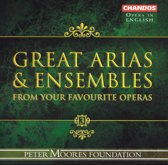 Great Arias & Ensembles From Your Favourite Operas