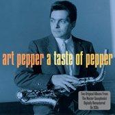 Art Pepper - A Taste Of Pepper