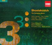 Shostakovich: The Concerto Album