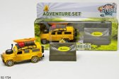 Kids Globe Traffic Adventure Set