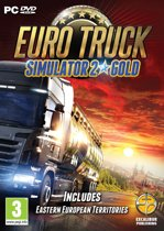 Euro Truck Simulator 2 - Gold editie - Windows + MAC