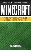 Minecraft : 70 Top Minecraft House & Seeds Ideas Exposed!