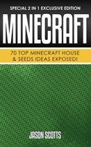 Minecraft : 70 Top Minecraft House & Seeds Ideas Exposed!