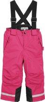 Playshoes Skibroek met bretels Kinderen - Roze - maat 104