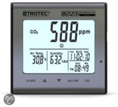 TROTEC CO2-luchtkwaliteitsmonitor BZ25