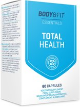 Body & Fit Total Health - Vitamines, mineralen en Omega-3 - 60 capsules