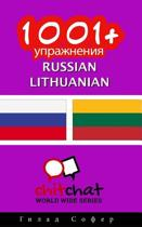 1001+ Exercises Russian - Lithuanian