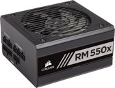 Corsair RMx Series RM550x power supply unit 550 W ATX Zwart