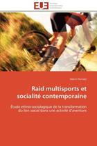 Raid Multisports Et Socialit� Contemporaine
