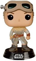 Funko: Pop Star Wars: The Force Awakens - Rey with Goggles (ltd edition)
