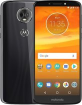 Motorola Moto E5 Plus - 32 GB - Flash Grey (grijs)
