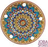 "Diamond Painting ""JobaStores®"" Lamp Mandala 06"