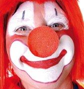 Clownsneus - Schuim