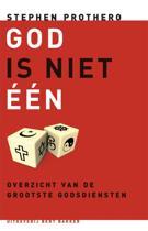 God is niet één