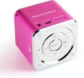 MINI MUSICMAN SOUNDSTATION PINK