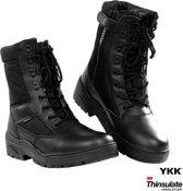 Fostex Sniper Boots - Side-Zip - zwart -44