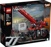 Afbeelding van LEGO Technic Kraan voor alle Terreinen - 42082 speelgoed