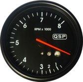 Toerenteller 8000 RPM Rev + Recall