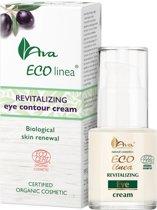 AVA Cosmetics - Eco Linea - Revitalizing Eye Contour Cream 15ml.