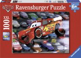 Ravensburger Disney Cars, auto´s auto´s! Puzzel van 100 stukjes