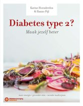 Boek cover Diabetes type 2 maak jezelf beter van Onbekend (Paperback)