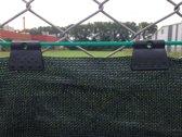 Bevestigingsclips zichtbrekers, doeken of netten  - set van 60 stuks