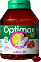 Optimax Cranberry Cysticare 150 capsules