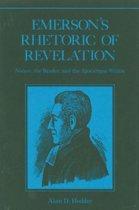 Emerson's Rhetoric of Revelation