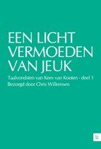 Een licht vermoeden van jeuk - taalvondsten van Kees van Kooten deel 1