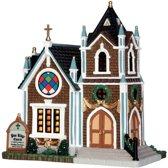 Lemax - Pine Ridge Church -  B/o Led