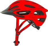O'Neal Q RL Mountainbike Helm Matte Red-XS-M