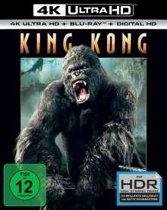 King Kong (2005) (Ultra HD Blu-ray & Blu-ray)