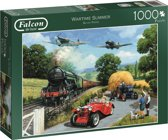 Falcon Wartime Summer - Puzzel - 1000 stukjes