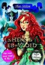 Heksen van Fantasia-De Heks van Eb en Vloed (1) set van 2