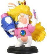 MARIO+RABBIDS KINGDOM BATTLE RABBID-PEACH 6-INCH FIGURINE