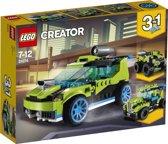 LEGO Creator Raketrallyauto - 31074