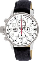 Invicta - I-Force - 1514 - Polshorloge - Wit