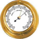 Talamex serie 110 messing / Barometer