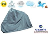 Fietshoes Stretch Geschikt Voor Gazelle Miss Grace C7 HFP Dames 49cm (400Wh) -Grijs