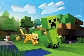GBeye Minecraft Ocelot Chase Poster 61x91,5cm