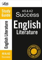 Letts A-level Revision Success - AS and A2 English Literature